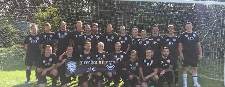 Freehouse FC 'A' team photo