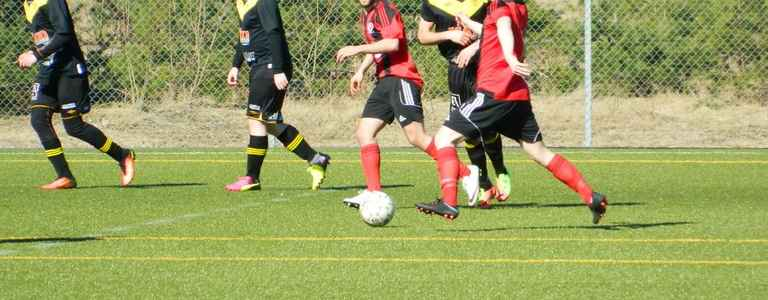 Frändefors IF team photo