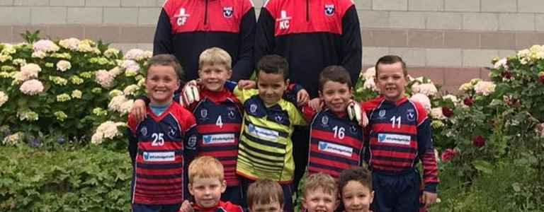 Fulledge Colts Red team photo