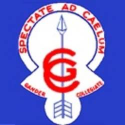 Gander Collegiate Boys Soccer team badge