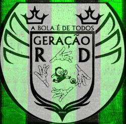 GERAÇÃO RD team badge