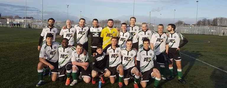 Glasgow On The Ball United team photo