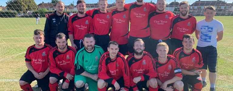 Gravesend Vipers team photo