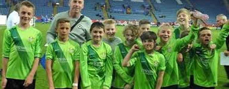 Greentowers Youth team photo