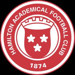 Hamilton Academical FC team badge