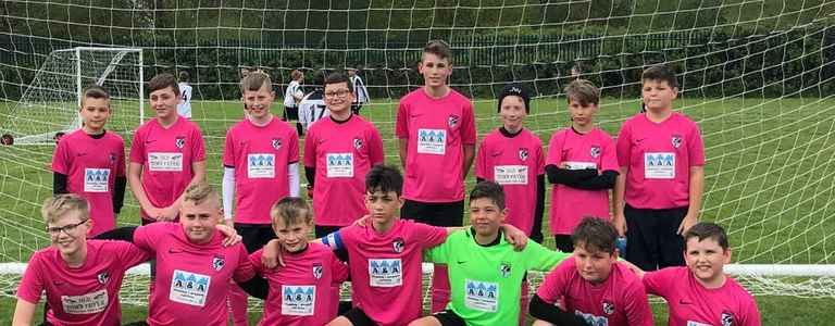 Hastings Wanderers U12 Lions team photo