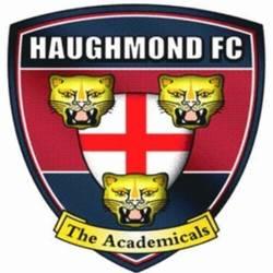 Haughmond Football Club team badge
