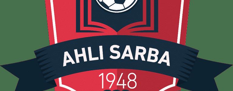 Helium Ahli Sarba U18 team photo