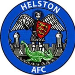 Helston U18 team badge