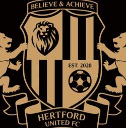 Hertford United FC team badge