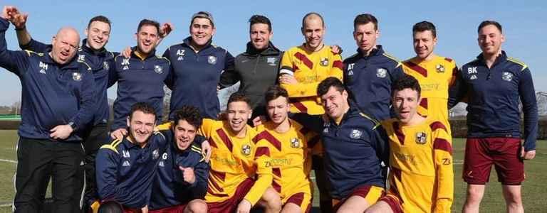 Hertswood Vale team photo
