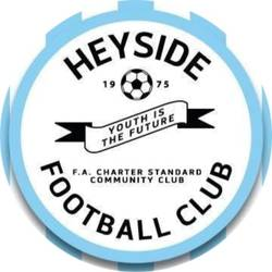 Heyside Juniors Reds U17s team badge
