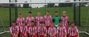Heyside Juniors Reds U17s