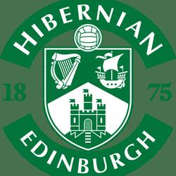 Hibernian team badge