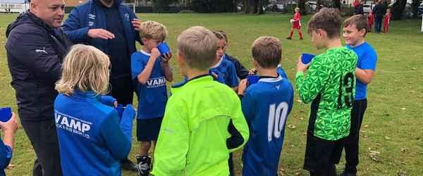 Match Report - BOURNEMOUTH YOUTH POPPIES U9 - 29 Sep 2019