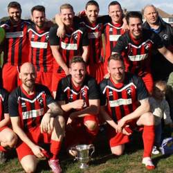 Hollington United FC 2nds team badge