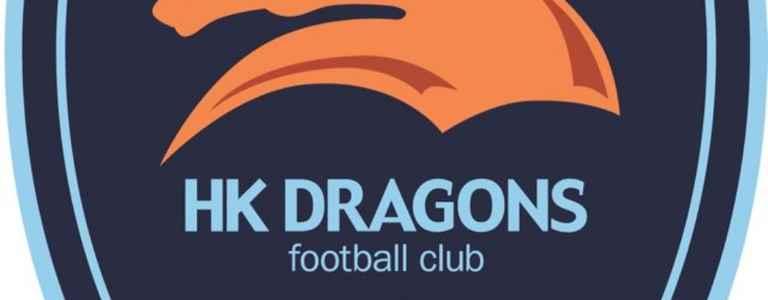 Hong Kong Dragons team photo