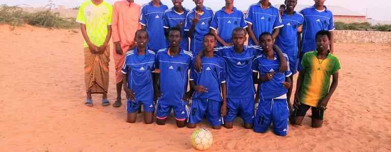 Horyaal Sports Team team photo