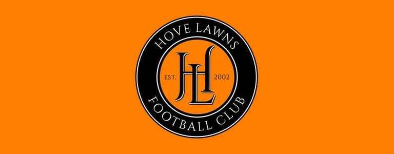 Hove Lawns FC team photo