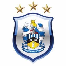 Huddersfield Town Yr 13 team badge