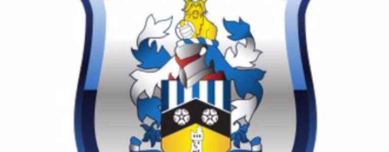 Huddersfield Town Yr 13 team photo
