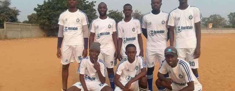Humble FC team photo