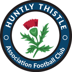 Huntly Thistle Senior Mens team badge