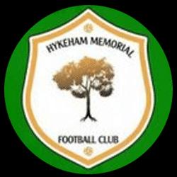 Hykeham Memorial team badge