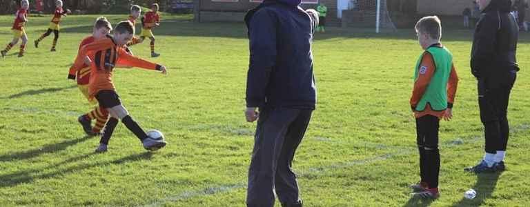 Hykeham Tigers U13 team photo