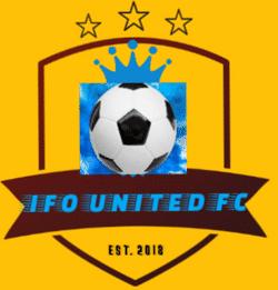 IFO UNITED FC team badge