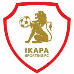 Ikapa Sporting team badge