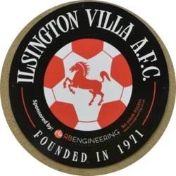 Ilsington Villa team badge