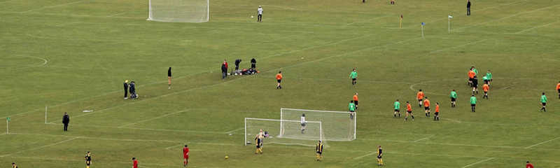PSL Soccer Leagues PSL Integrated Solutions Championship action