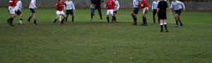 Leicester & District Mutual Football League U8 Level 2