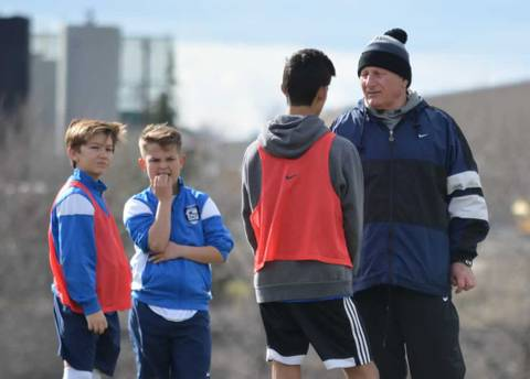 The importance of communication in junior football teams