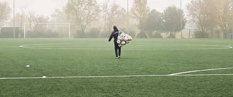 How to stay active and effective during the grassroots football suspension