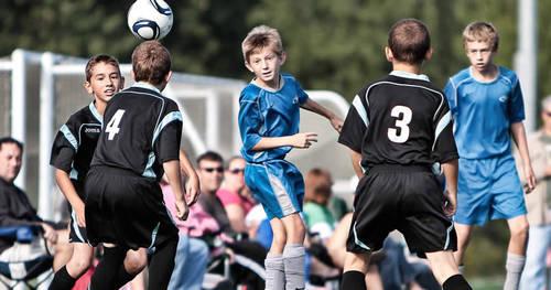 junior football management app
