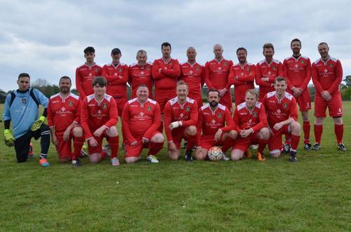 Mary Dendy Football Squad