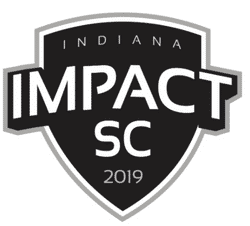 Impact 04 G Black team badge