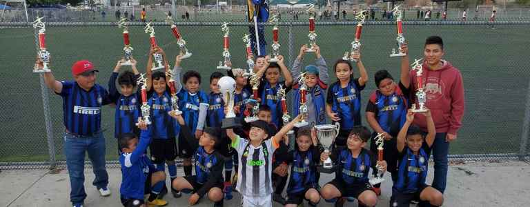 Inter 10-11 team photo