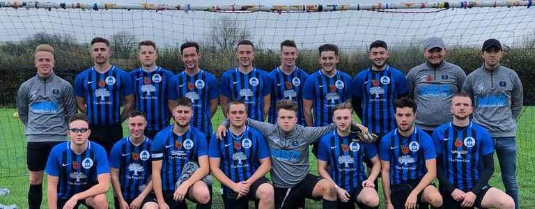 Inter Patcham team photo
