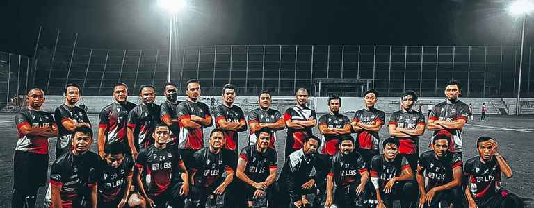 IRAMA PERDANA FC team photo