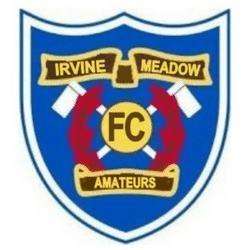 Irvine Meadow AFC team badge