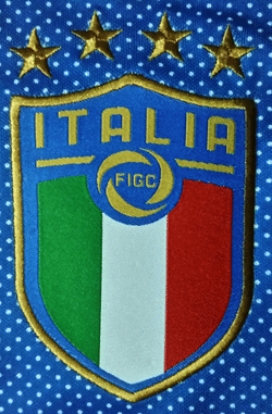 Italia team badge