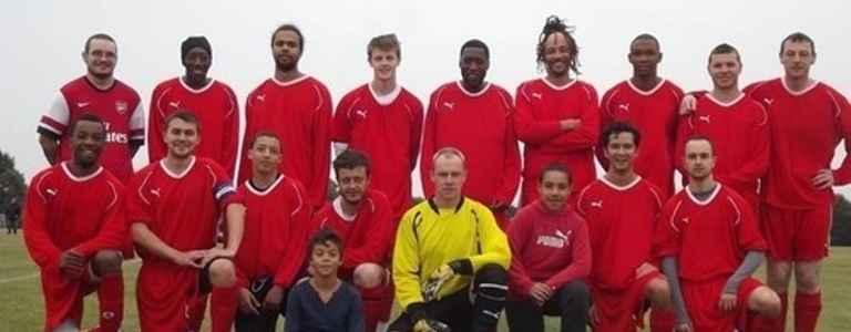 Jaycubed FC team photo