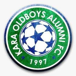 KARA OLDBOYS FC team badge