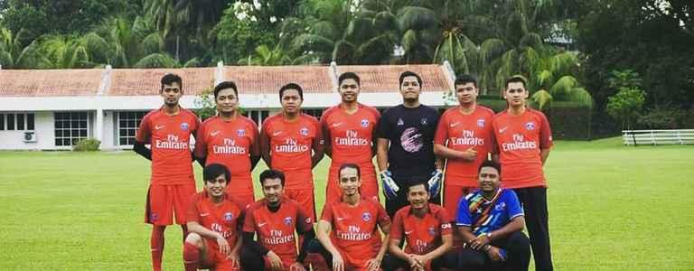 KARA OLDBOYS FC team photo
