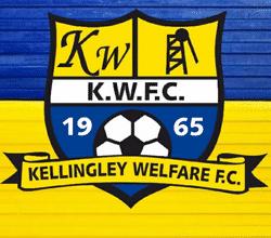 Kellingley Welfare team badge