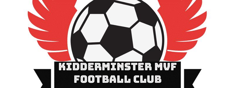Kidderminster Mvf 11's team photo