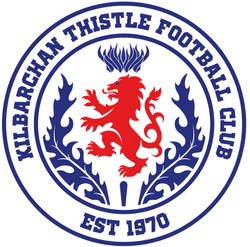 Kilbarchan Thistle team badge